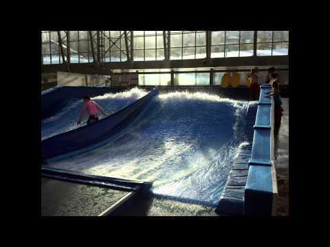 """Jay Peak Water Park """"Pump House"""" At Jay Peak Resort 12/26/11"""