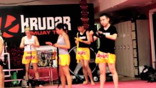 Krudar Yellow Shorts Test