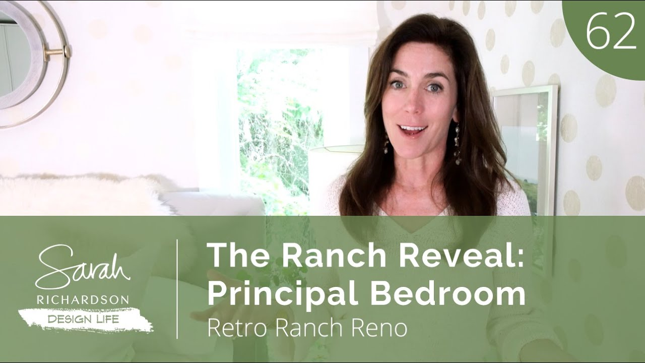 Design Life: Retro Ranch Reno: The Ranch Reveal: Principal Bedroom (Ep. 62)
