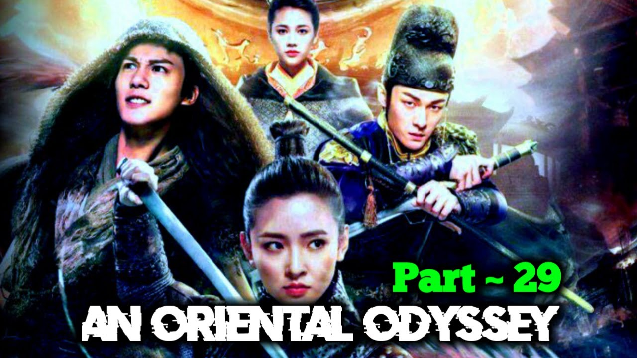 Download Vj Ghost King Mc 2021 Translated Movie An Oriental Odyssey Episode 29  Enjogerere HD