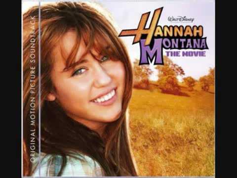 Hannah Montana the Movie Soundtrack - Don't Walk Away WITH Lyrics