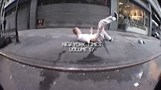 LurkNYC New York Times Vol 17 | TransWorld SKATEboarding