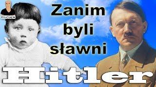 Adolf Hitler | Zanim byli sławni