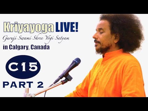 Kriyayoga LIVE 09-03-2018 7:00pm (C15) Calgary Program, Class #15, PART 2 (Q&A)