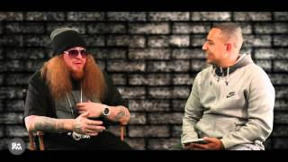 Rittz talks Top 5 Rappers, Craziest Yelawolf Story; liking Auto-Tune & More