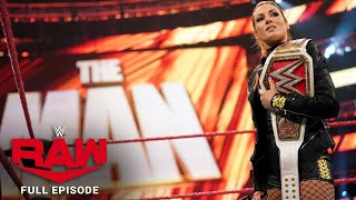 WWE Raw Full Episode, 14 October 2019