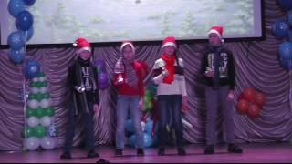 Рождественская песенка на немецком языке