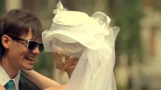 Wedding Moscow Style! Свадьба в Москве Ланы и Булата. Прогулка