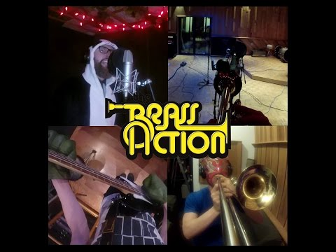 The Brass Action - Nothing to See Here (official video)