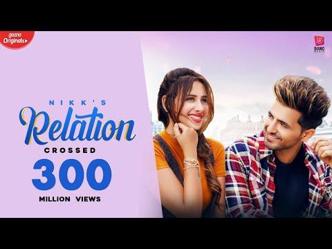 Relation : Nikk Ft Mahira Sharma | Official Music Video