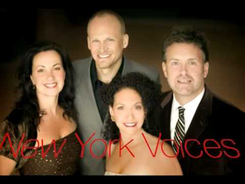 New York Voices - Sing,Sing,Sing - I can't believe you're in love with me