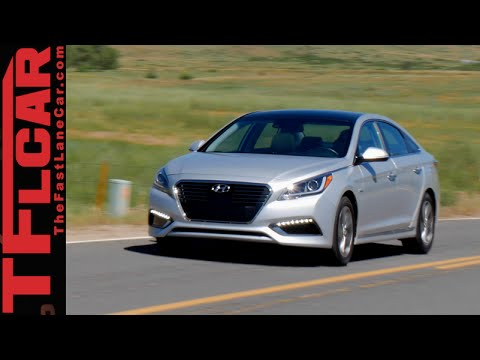 2016 Hyundai Sonata Hybrid Review: Nerd, Jock or Teacher's Pet?