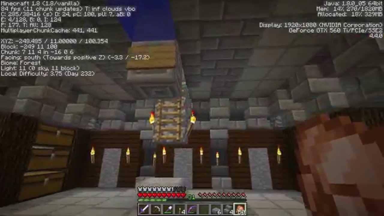 Minecraft | CT Server | S2 Ep. 1 | Branch Mine Design Time! - YouTube