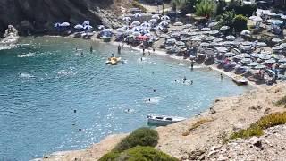Пляж Бали,Крит,Греция(, 2013-08-26T17:27:47.000Z)