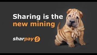 Обзор  платформы мультишаринга sharpay io  Зарабатываем от 2 р за переход по вашей ссылке!