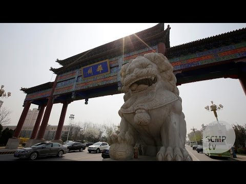 Chinese backwater becomes centre of Xi's futuristic dream city