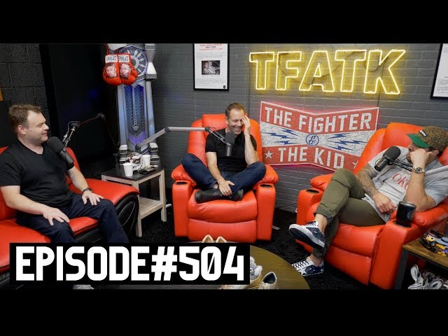 The Fighter and The Kid - Episode 504: Frank Caliendo