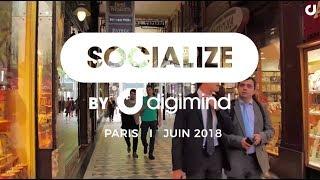 Socialize Paris l Stratégies gagnantes de l'industrie du luxe en matière de Social Média