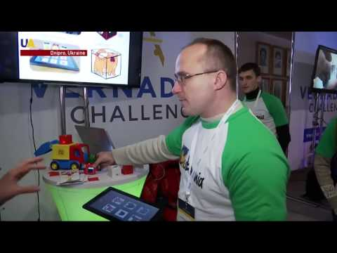 Engineering Innovation on Display at the Vernadsky Challenge in Dnipro