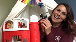 Learn All About Farms with Miss Brittany! | Racine Zoo Online Preschool