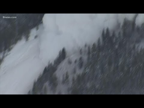 Avalanche danger remains high across Colorado