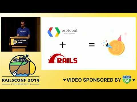 RailsConf 2019 - Lightning Talks By Various Speakers