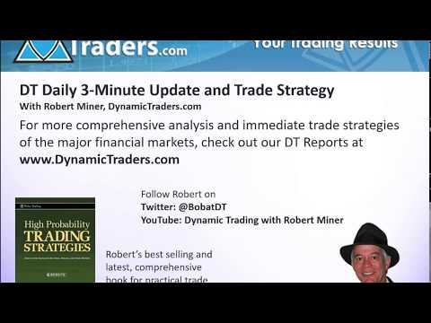 DT Trade Strategies for the week beginning Aug. 19, 2019