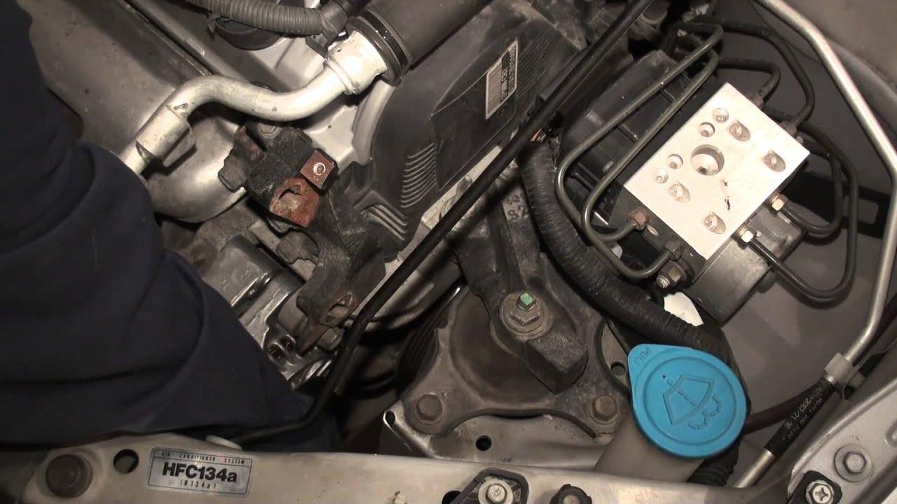 DIY 7th Generation (20012005) Honda Civic Alternator