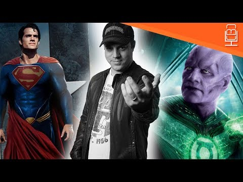 Geoff Johns No longer Directly involved with DC Films