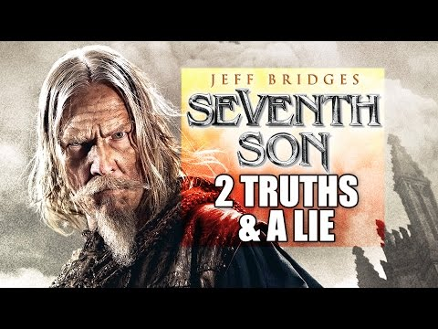 SEVENTH SON: 2 Truths & A Lie with JEFF BRIDGES