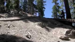 Mammoth Mountain Biking '09, Velocity, Shotgun, Flow, Twilight Zone, Chainsmoke, Techno Rock