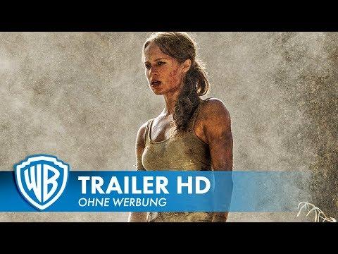TOMB RAIDER - Trailer #1 Deutsch HD German (2018)