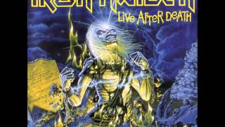 Iron Maiden - Phantom Of The Opera (Live After Death) (HQ)