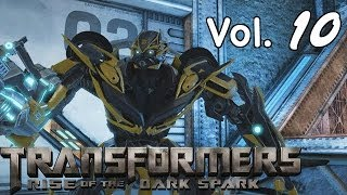 Transformer : Rise of the dark Spark - Chapter 10-11 : Hunted , Investigation [TH]