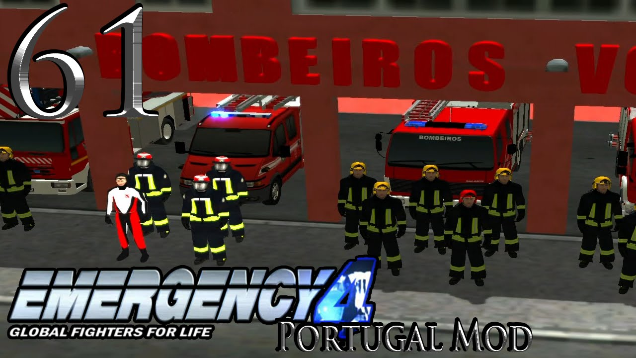 emergency 4 mods portugal download