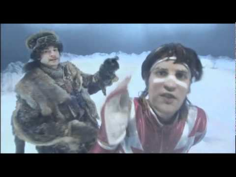 The Mighty Boosh - Ice Floe - With Lyrics!