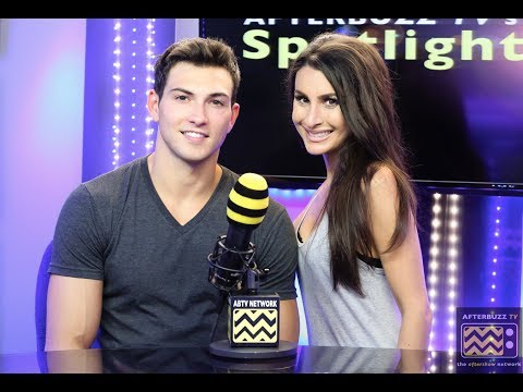 Robert Scott Wilson Interview | AfterBuzz TV's Spotlight On