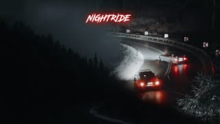 Saturday night in the mountains | NIGHTRIDE 4K
