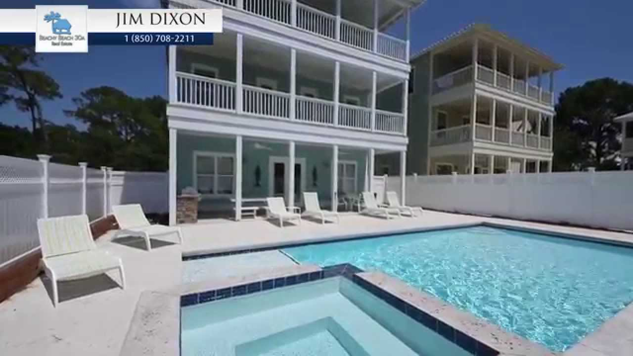 Seagrove Beach Fl Al The Ultimate House Large 30a Vacation Sleeps 30 People You