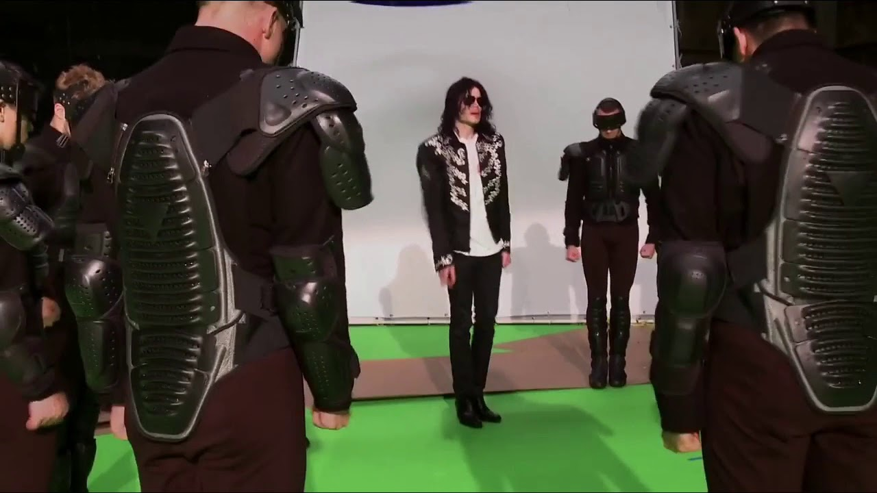 Michael Jackson | They Don't Care About Us | This Is It Rehearsal | The MJQuotes 5.1 Re-render