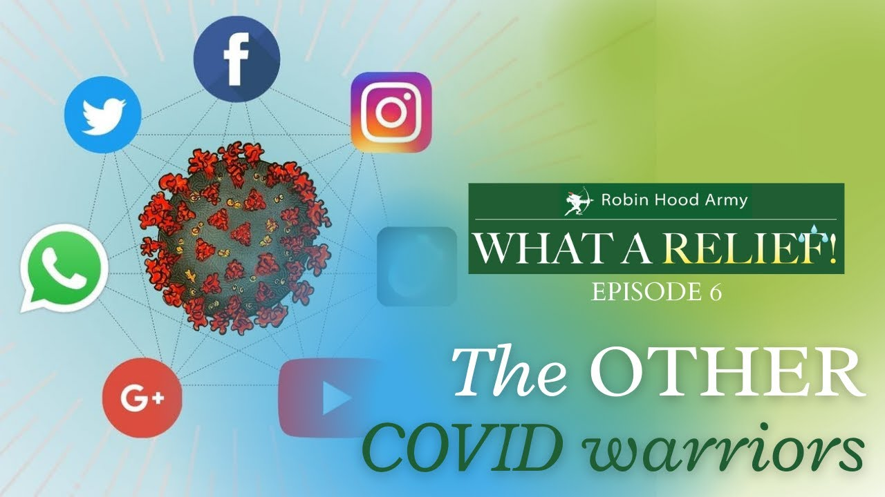 What A Relief: Ep 6 - Saluting Our Covid Heroes