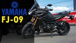 yamaha demo ride 2015 yamaha fj 09