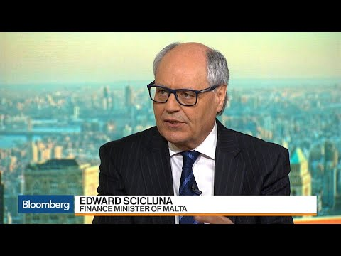 Malta's Scicluna on Trade, Digital Taxation, and Immigration