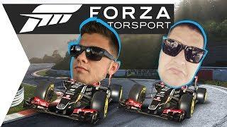 FORMA-1 A FORZA MOTORSPORTBAN! | Isti vs. Unfield