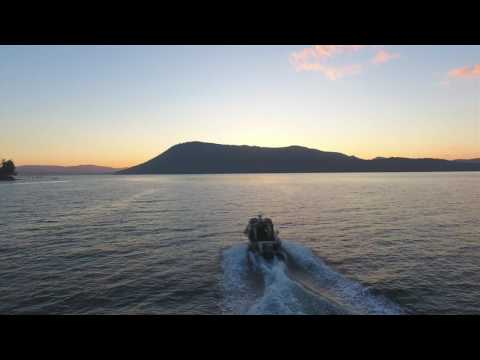 Piers Island, British Columbia in 4K | DJI Phantom 4 |