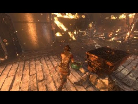 Rise of the Tomb Raider 20 Year Celebration 15 Min Gameplay |