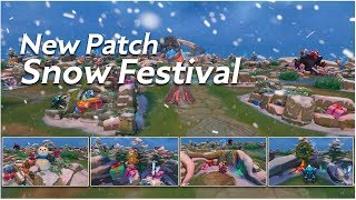 New Patch Highlights | Snow Festival | Arena of Valor
