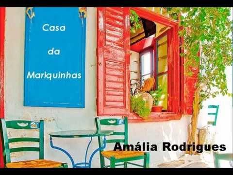 Amália Rodrigues - Casa da Mariquinhas com Legenda