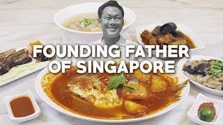 Lee Kuan Yew's Favourite Peranakan Restaurant That Almost Closed Down: Guan Hoe Soon Restaurant