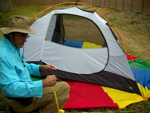 Tent Minute Tent REI Half Dome 2 Tent Pitch Preview & Tent Minute Tent: REI Half Dome 2 Tent Pitch Preview - YouTube